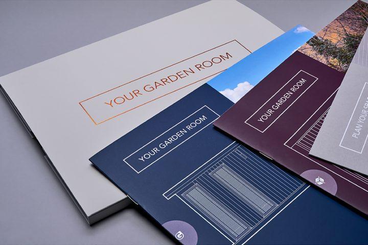 Green Retreats – Brochure pack