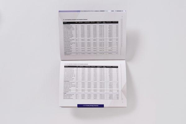 AfDB IDEV –Evaluation Report – Inside spread