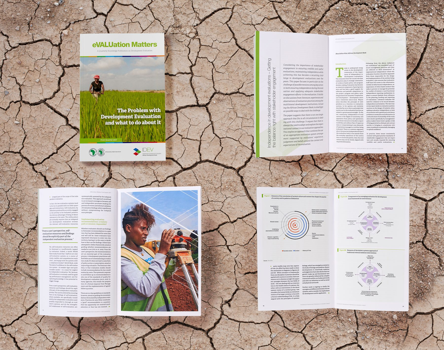 AfDB IDEV – eVALUation Matters quarterly magazine