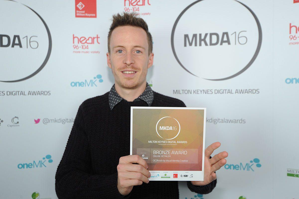 Visual Identity mkda award winners