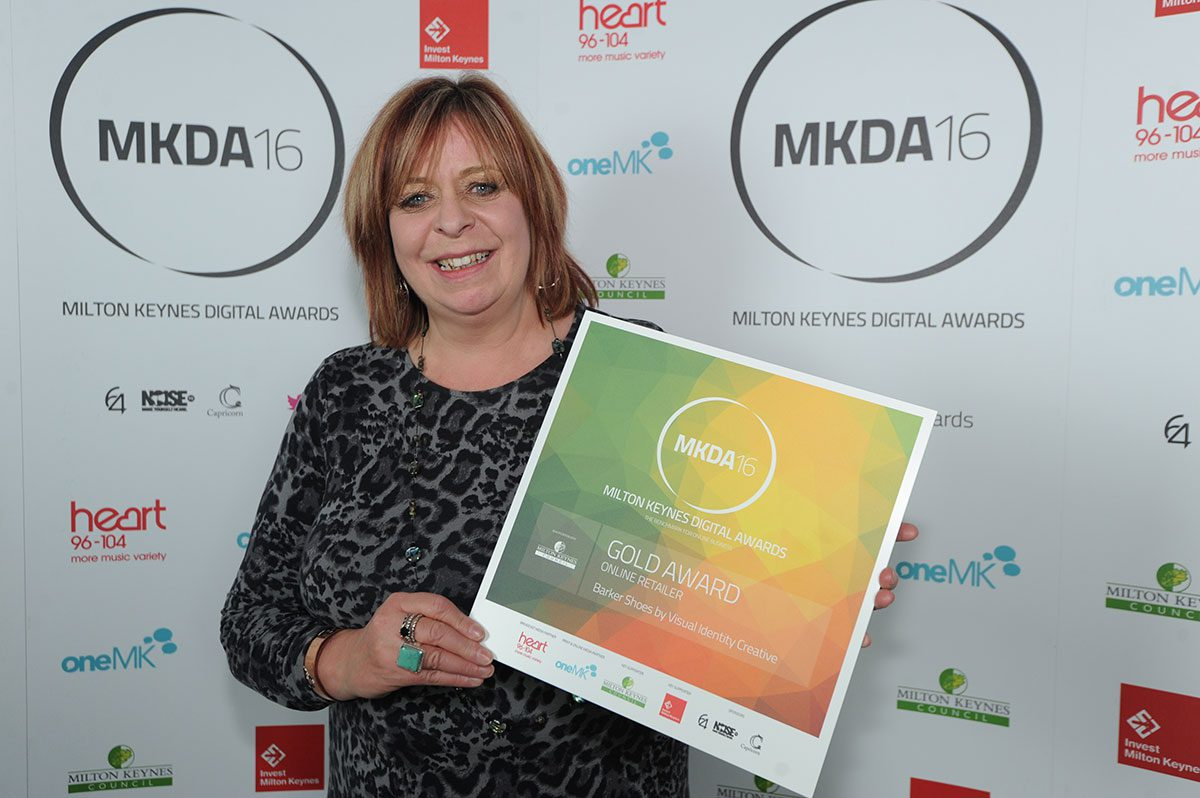 Visual Identity gold award winners