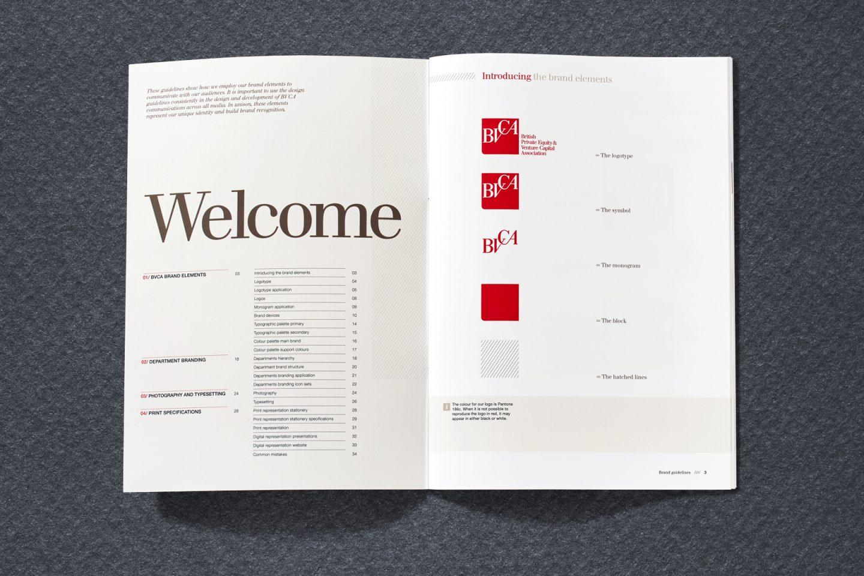BVCA | Branding | Marketing | Iconography | Visual Identity