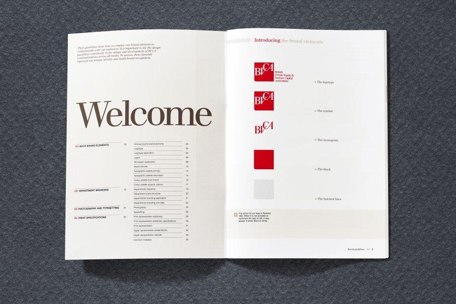 BVCA – Brand guidelines –Inside spread