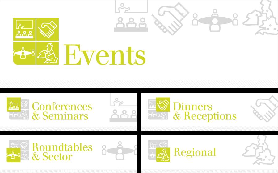 BVCA –Events Sub-branding
