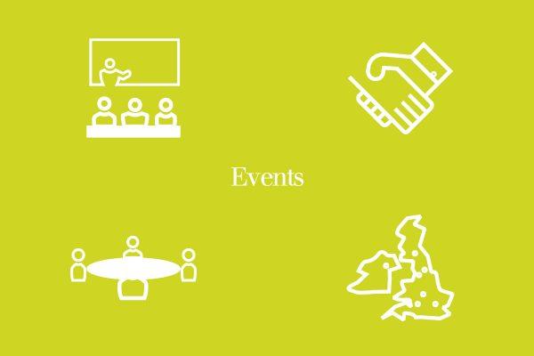 BVCA –Events sub-branding – Iconography