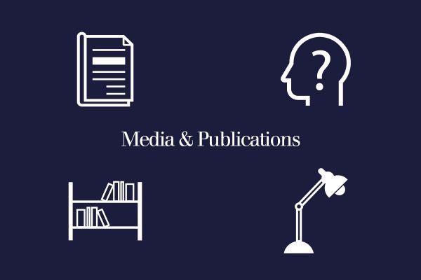 BVCA –Media & Publications sub-branding – Iconography